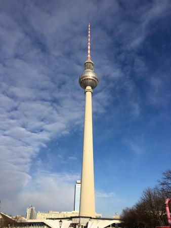 tv tower picture of