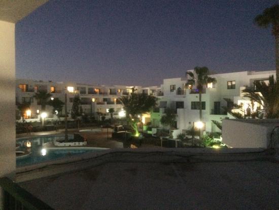 Hotel By Night Picture Of Apartamentos Galeon Playa Costa