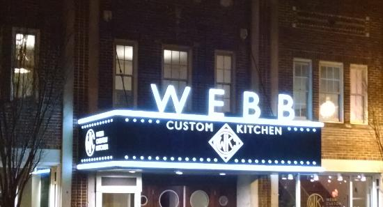 custom kitchen drop lights webb marquee picture of