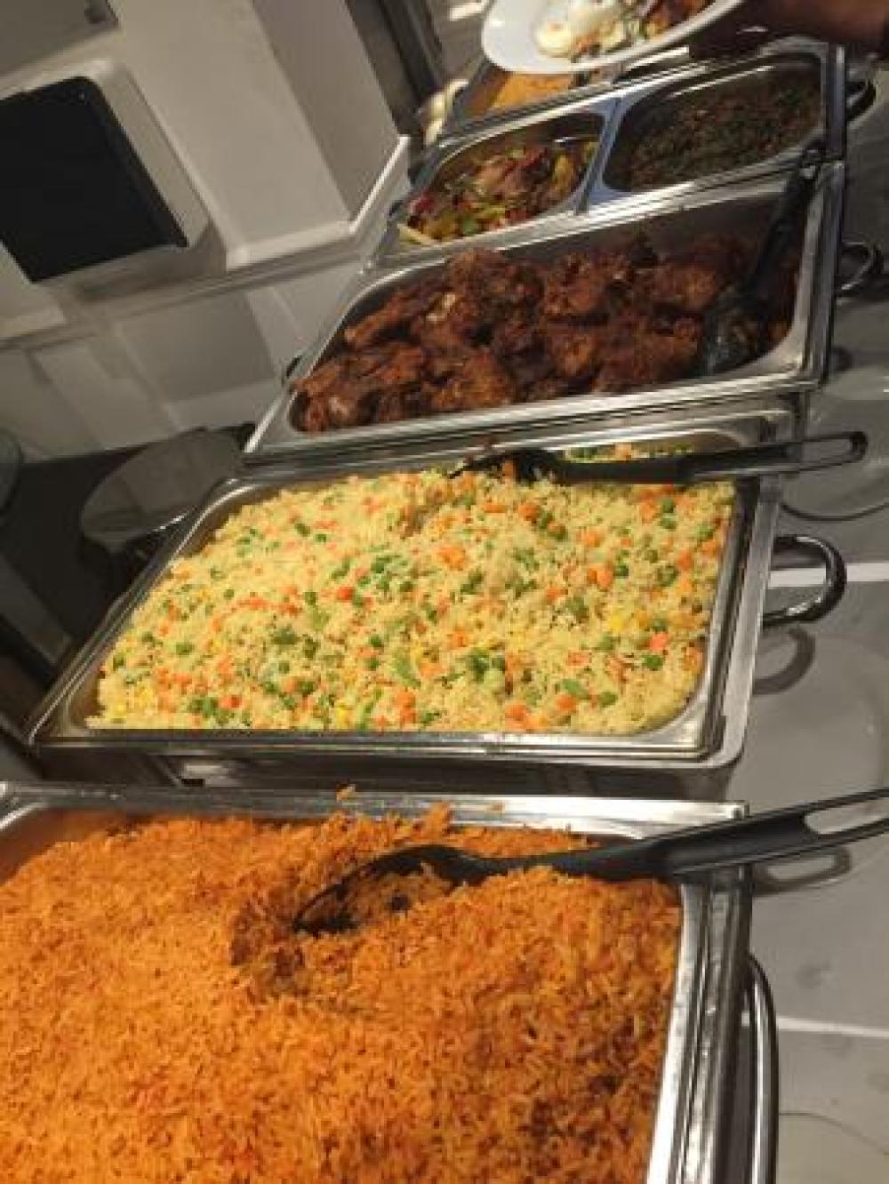 Image result for governors eating food in nigeria