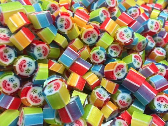 clown candy for birthday