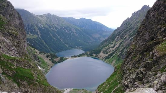 Nice Path to Morskie Oko Lake  Foto di Lake Morskie Oko Tatra National Park  TripAdvisor