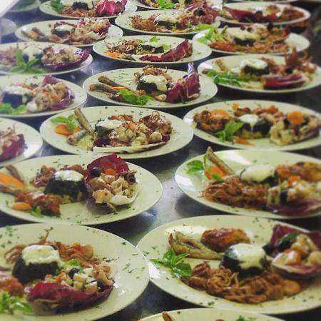 Cucina Tipica Romana  Picture of Il Tulipano Nero Anzio