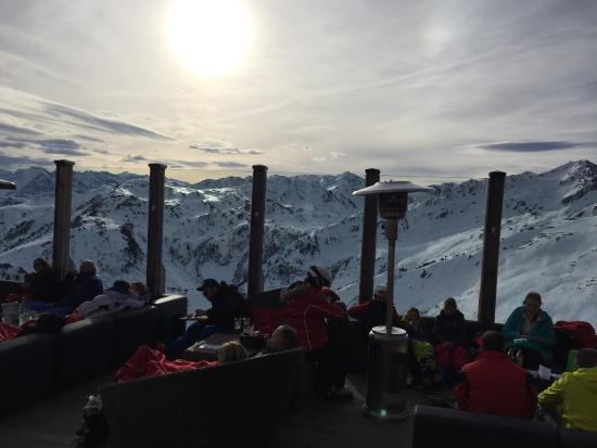Aussicht Von Der Terrasse Photo De Kristallhutte Im Zillertal