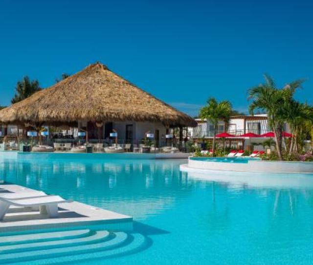 Club Med Punta Cana New Zen Oasis Pool