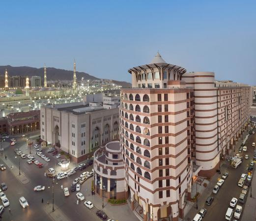 Great Hotel Near Haram Review Of Pullman Zamzam Madina