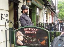 Sherlock Holmes Museum - Picture of Sherlock Holmes Museum ...