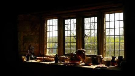medieval garden manor inside feast laid tripadvisor coalville 1620s re