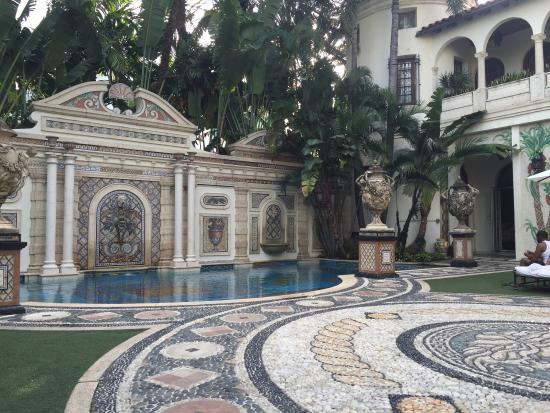 Central courtyard  Picture of The Villa Casa Casuarina Miami Beach  TripAdvisor
