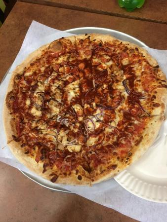 Mushroom Boston Kitchen Pizza Tripadvisor