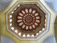 painted ceiling dome