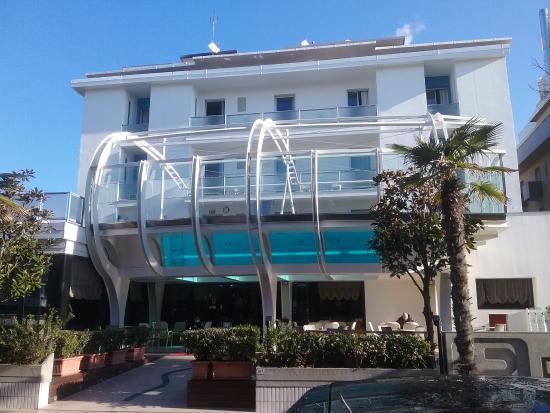 Bagno  Picture of Hotel Boemia Riccione  TripAdvisor