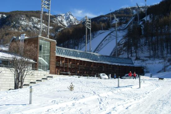 Hotel Ski Jumping Pragelato Italie  voir les tarifs et