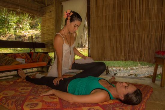 Finca Exotica Ecolodge Massage