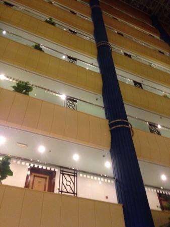 Al Manar Grand Hotel Apartments Ground View Picture Of Al