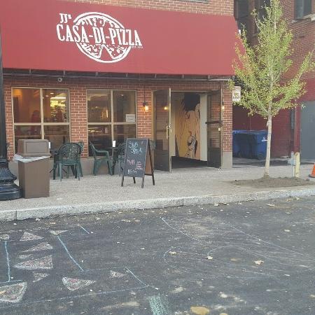 JJs CasaDiPizza Buffalo  Restaurant Reviews Phone