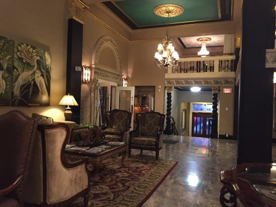 Lobby  Picture of Grant Hall Dining Room  Lounge Moose