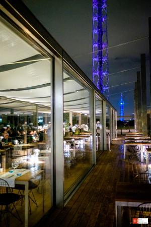 Ristorante Terrazza Triennale in Milano con cucina Altre cucine dEuropa  GastroRankingit