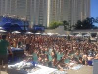 Pool Party at MGM - Picture of Signature at MGM Grand, Las ...
