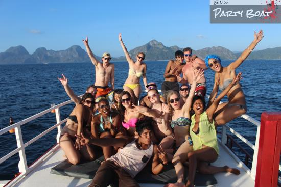 Party Boat Picture Of Wanderlust El Nido Tripadvisor