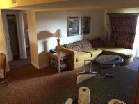 Living room - Picture of Desert Rose Resort, Las Vegas ...
