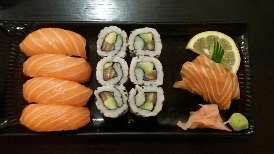 eat japanese food in saint brieuc