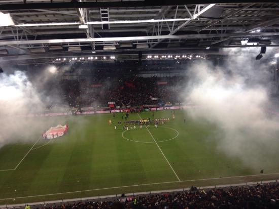 fc utrecht vvsb picture of stadion