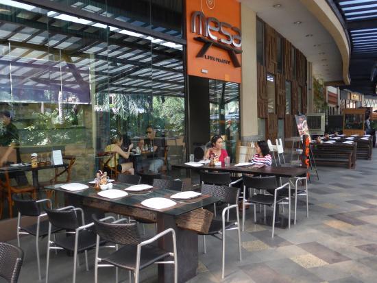 Menu  Picture of Mesa Filipino Moderne Makati  TripAdvisor