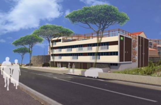 Hotel Ibis Styles Collioure Port Vendres Picture Of Ibis