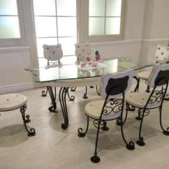Folding Chair Johor Bahru Table Rentals 2 Inside Hello Kittys House Picture Of Sanrio Kitty Town