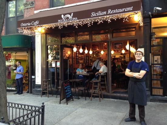Chef Luigi  Picture of Piccola Cucina New York City