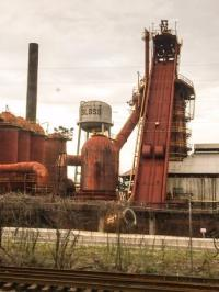 Sloss - Picture of Sloss Furnaces National Historic ...