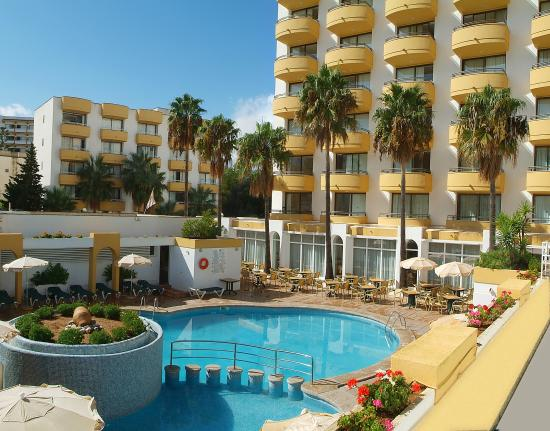 Protur Atalaya Apartments Updated 2019 Hotel Reviews Price Comparison Cala Millor Majorca Tripadvisor