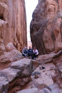 Fiery Furnace - Picture of Moab Adventure Center - Day ...