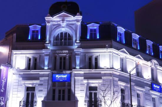 Facade Kyriad Prestige Dijon Centre Picture Of Kyriad