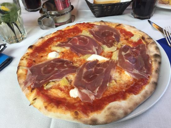 Delicious Pizza, Amazing Pasta Excellent  Picture Of