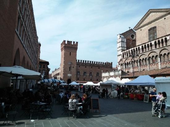 Via Leoncorno Foto de Centro Storico Ferrara Ferrara