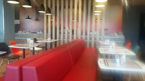 Restaurant Annex Lounge Picture Of Ibis Krasnoyarsk