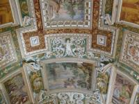 Michelangelo's ceiling - Picture of Sistine Chapel ...