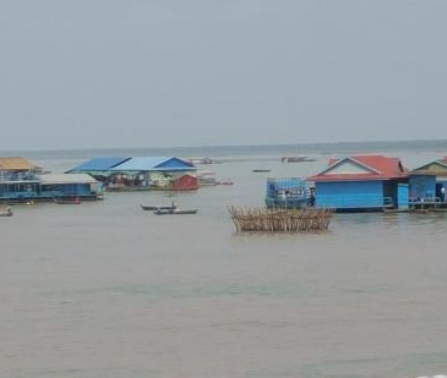 Tonle Sap Cruise Village Lacustre