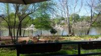 View From Patio - Picture of Ray's on the River, Atlanta ...