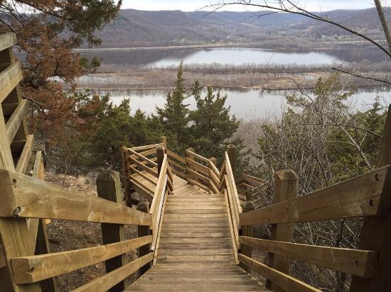 climbing steps west brady