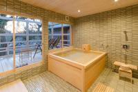 Traditional japanese style 16Tatami Deluxe Garden room ...