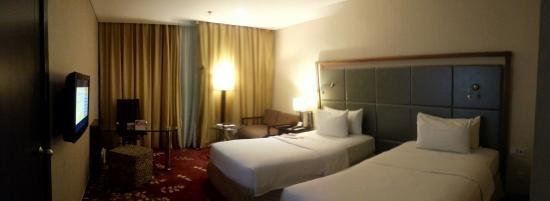 Grand Swiss Belhotel Medan Foto Cambridge Hotel Medan