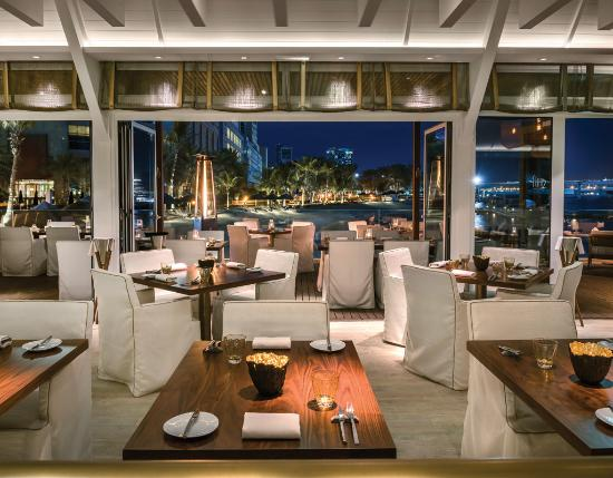living room restaurant abu dhabi colours with black furniture finz reviews phone number photos all 233