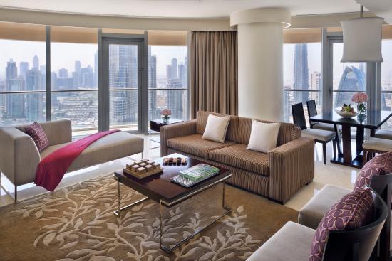 Presidential Suite The Address Dubai