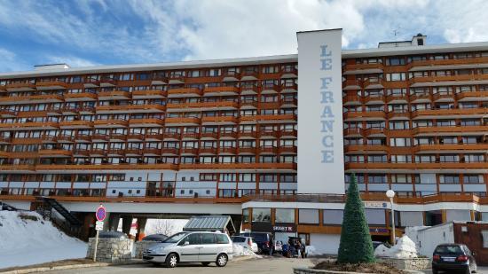 Apartments Le France Room Fran0751 Review Of Ucpa La Plagne