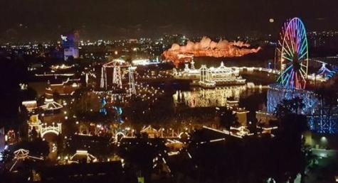 Image result for paradise pier premium view room
