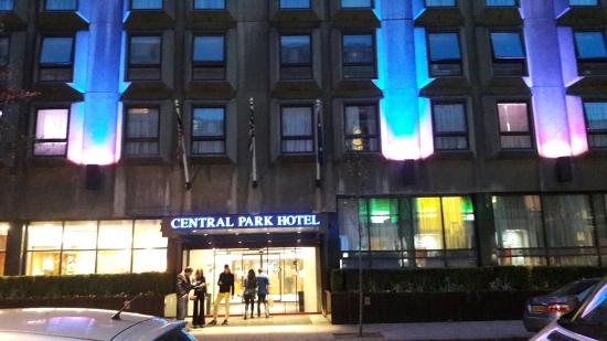 Central Park Hotel Picture Of Central Park Hotel London