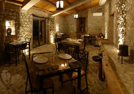 Sala da pranzo  Picture of Pietre di Fiume Benevento  TripAdvisor
